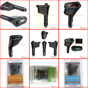 Instructions Car MP4 Player FM Transmitter/Folder Car MP3 Player pictures & photos