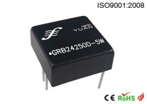 1W-10W DC-DC Converter with (2: 1) Wide Voltage Range Input High Volt. Output Non-Isolation pictures & photos