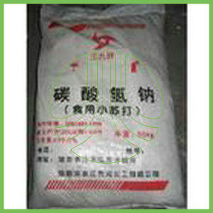 Sodium Bicarbonate Food Grade (CAS 144-55-8)