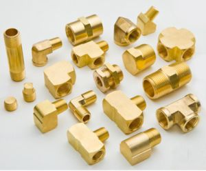 High Quality Serie of Brass Pipe Fittings pictures & photos