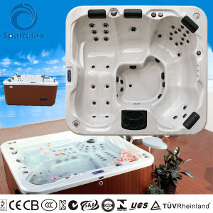 A510 European style tub of spa outdoor /hottubs pictures & photos