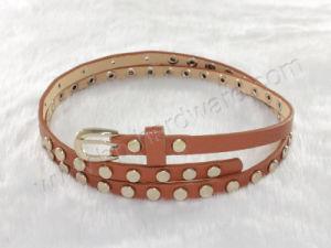 2014 Fashion PU Belt (HP-0467-4)
