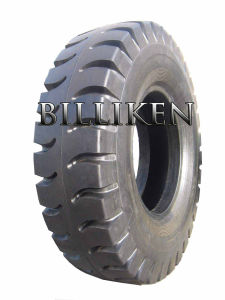 Earthmover Tyre with Deep Tread (1800-33, 2400-35, 2700-49)