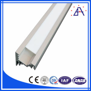Matt Anodized LED Strip Profile Aluminium pictures & photos