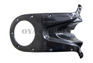 Carbon Fiber Tank Cover (Top) for Ducati Monster 696 2008 pictures & photos