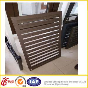 Air Conditioning Waterproof Aluminium Louver Security Shutters pictures & photos