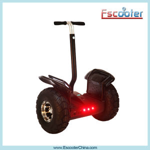 2017 Xinli Escooter Balance Electric Scooter with LED Light pictures & photos