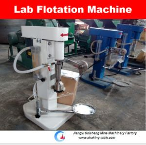 Temperature Adjustable Lab Testing Flotation Machine pictures & photos