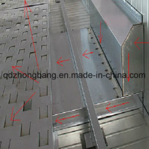 Hot Sell Electric Manual Powder Coating Oven with Trolley pictures & photos
