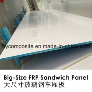 Light Weight Gel Coated FRP XPS Foam Sandwich Panel pictures & photos
