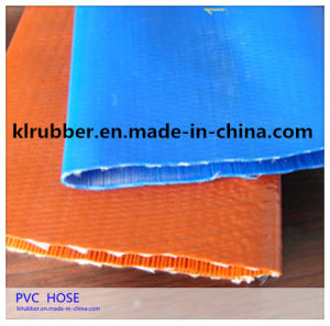 High Pressure PVC Layflat Hose for Industry pictures & photos
