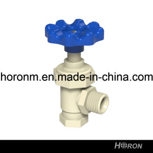 CPVC D2846 Water Pipe Fitting (ANGLE VALVE) pictures & photos