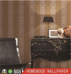 Top Selling Deep Embossed Vinyl Wall Paper with Cheap Price pictures & photos