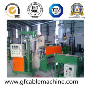 Auto Electric Wire Cable Extruder Extrusion Equipment pictures & photos