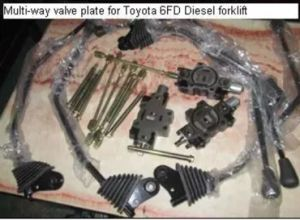 Additional Spare Parts Used for Toyota 7f/8f pictures & photos