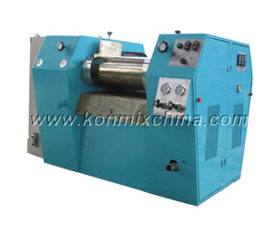 Hydraulic Vertical Triple Roller Mill, 3-Roll Grinder pictures & photos