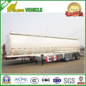 Promotion Sinotruk Fuel Tank Semi-Trailer