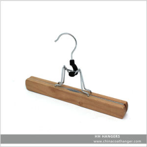 Wooden Clothes Bottom Pants Hanger Extension Hanger pictures & photos