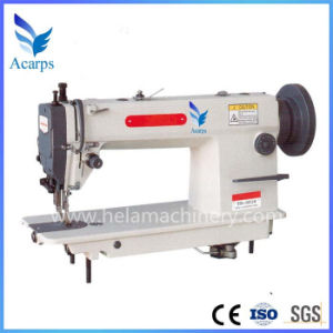 Heavy Duty and Bottom Feed Lockstitch Industrial Sewing Machine