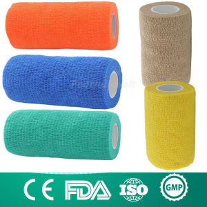 Cohesive Elastic Bandage Colorful Cohesive Pet Bandage pictures & photos