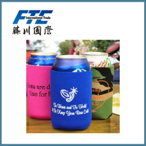 Colorful Choice 3mm Neoprene Can Koozie Stubby Beer Bottle Cooler pictures & photos