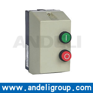 Magnetic Starter Switch Magnetic Starter (QCX2-091218) pictures & photos