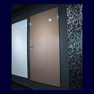 Solid Colour Lct Kitchen Door (LCT3008) pictures & photos