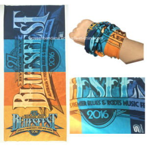 Factory OEM Produce Custom Logo Printing Polyester Multifunctional Magic Neck Tubular Bandana pictures & photos