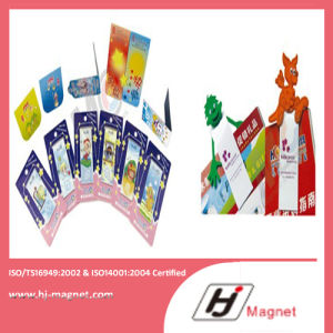 China Rubber Magnet Manufacture Colorful Flexible Magnet pictures & photos