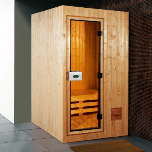 Oppein Customized Family Mini Solid Wood Steam Room (OP-W306A) pictures & photos