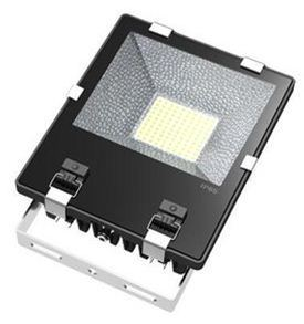 100W New Design IP65 LED Floodlight in Black