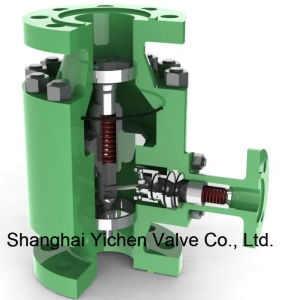 Medium Pressure Automatic Recycle Valve (YCAL) pictures & photos