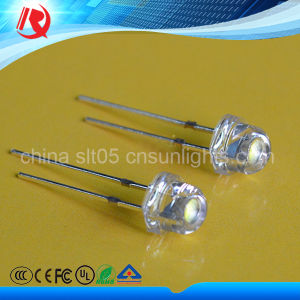 2016 Good Quality 3mm/5mm Round Yellow/Warm White Color LED Diode pictures & photos