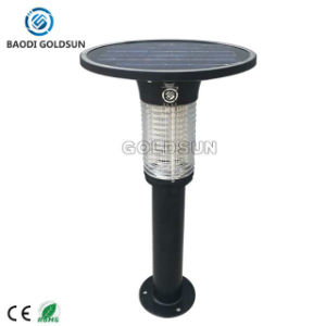 Solar Garden Mosquito Killer Lamp with 365nm Wavelength pictures & photos