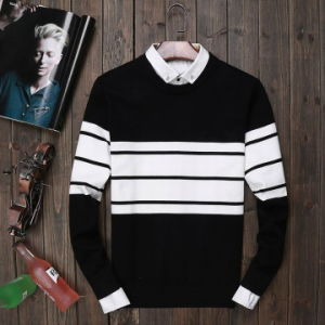The Newest High Quality Men Sweater Free Shipping pictures & photos