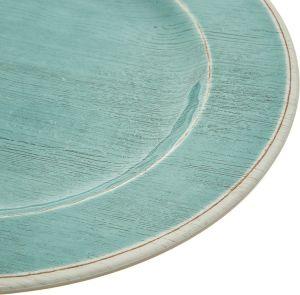 Hot Sale Melamine Dinner Plate Dinnerware Aqua pictures & photos