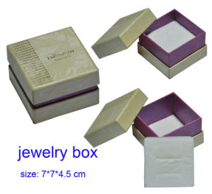 Paper Gift Jewellery Packaging Boxes pictures & photos
