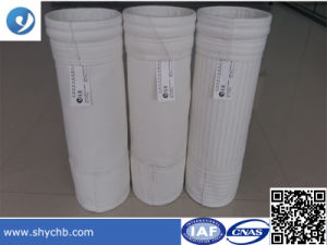 HEPA Polyester Dust Filter Bag Polyester Filter Bag with Teflon Coating pictures & photos