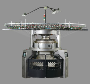 Computerized Jacquard Textile Fabric Circular Knitting Machinery (YD-AD11) pictures & photos