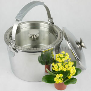 6 Quart Stainless Steel Energy Saving Reboiler Stew Pot pictures & photos