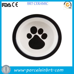 Central Paw Round Shaped Tavel Dog Food Bowl pictures & photos