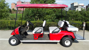 3000 W Electric Golf Car / Club Car with 6 Seats for Sales pictures & photos