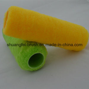 Pile 22mm Orange Good Quality Polyester American Style Paint Roller for Painting pictures & photos