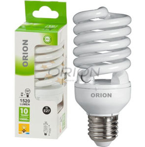 Energy Saving Lamp Spiral Bulb Light 23W E27 CFL pictures & photos