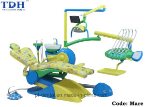 CE Guarantee Secure for Kids Dental Chair (Mare) pictures & photos