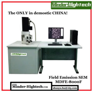 Schottky Field Emission Scanning Electron Microscope Sem Mdfe-8000f pictures & photos