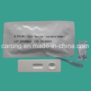 H. Pylori Antibody Test Device for Self Use pictures & photos