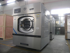 (Washer Extractor) Full Auto Tilt Industrial Washing Machine (XGQ-100F) pictures & photos