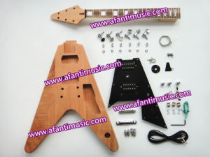 Afanti Music Flying V Electric Guitar Kit (AFV-408) pictures & photos