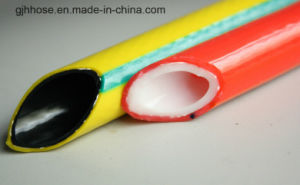 1/2′′ Plastic Flexible Garden Pipe for Water Irrigation (anti-UV, treated algae, color)